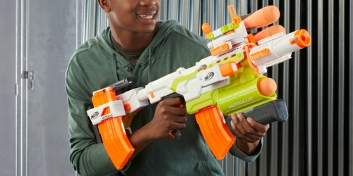 Nerf Modulus Ultimate Customizer Pack Just $39.98 Shipped at Walmart.com (Regularly $100)