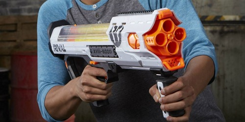 HUGE Nerf Rival Phantom Corps Hades Blaster Just $29.88 Shipped (Regularly $70)