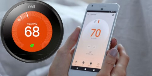 Nest 3rd Generation Thermostat Only $149.99 Shipped at Costco (Regularly $220)