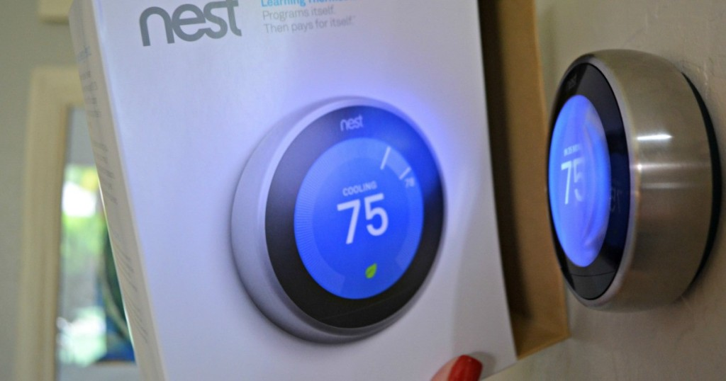 Nest 3rd Generation Learning Thermostat Only $174 Shipped (Regularly