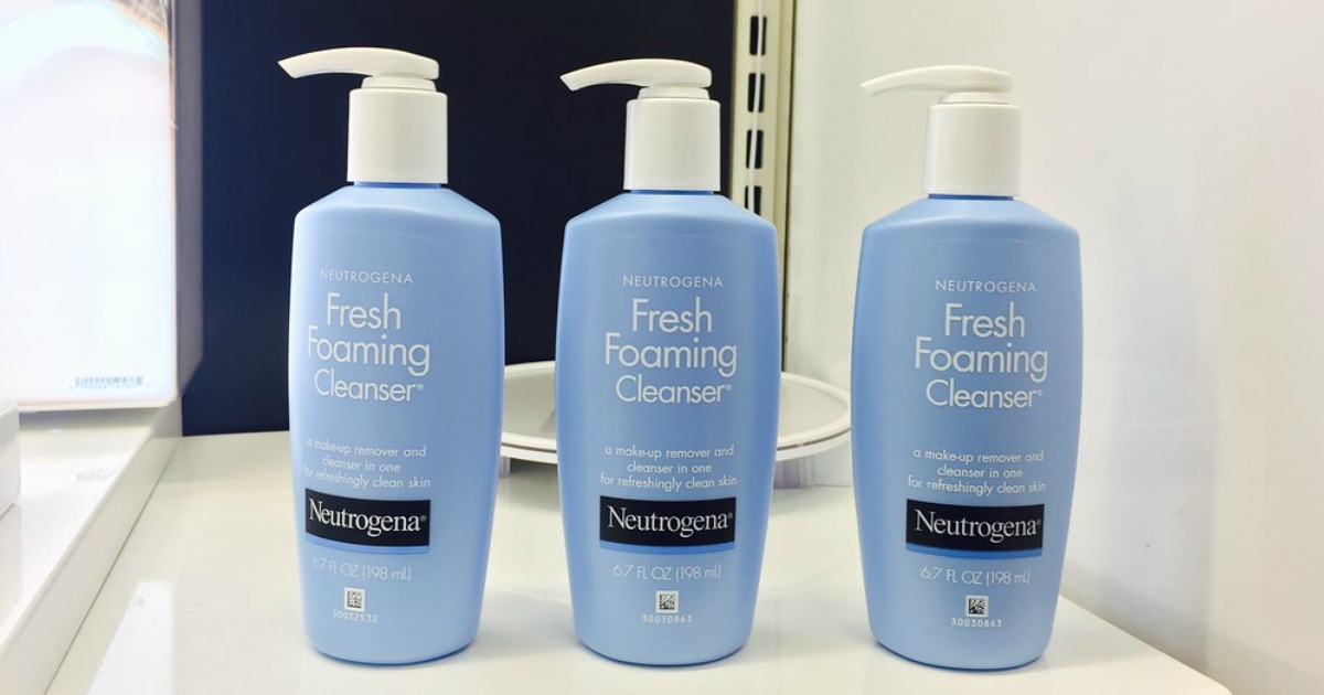 image about Neutrogena Printable Coupons named $17.50 Well worth of Fresh new Neutrogena Printable Coupon codes - Hip2Conserve