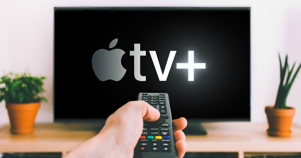 Image result for apple tv + subscription