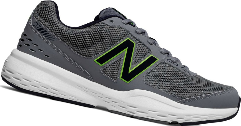 135b32f3bf478 Today, March 23rd only, hop on over to Joe's New Balance Outlet where you  can score these New Balance Men's 517v1 Cross Training Shoes for just  $31.99 ...