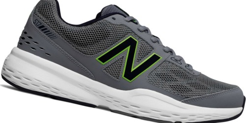 New Balance Men's Cross Training Shoes Only $32.99 Shipped (Regularly $65)