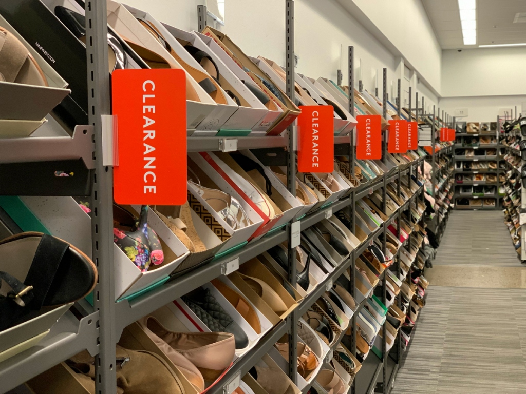 Nordstrom clearance shoes