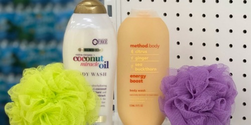 40% Off OGX & Method Body Wash at Target (In-Store & Online)