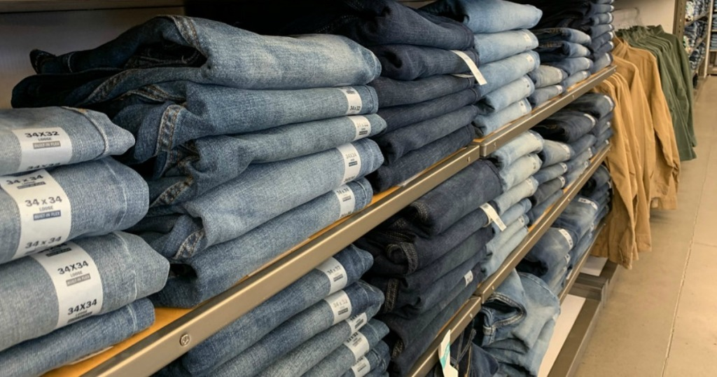 Old Navy Jeans for the Family Just $8 - $10 (Regularly $20+)