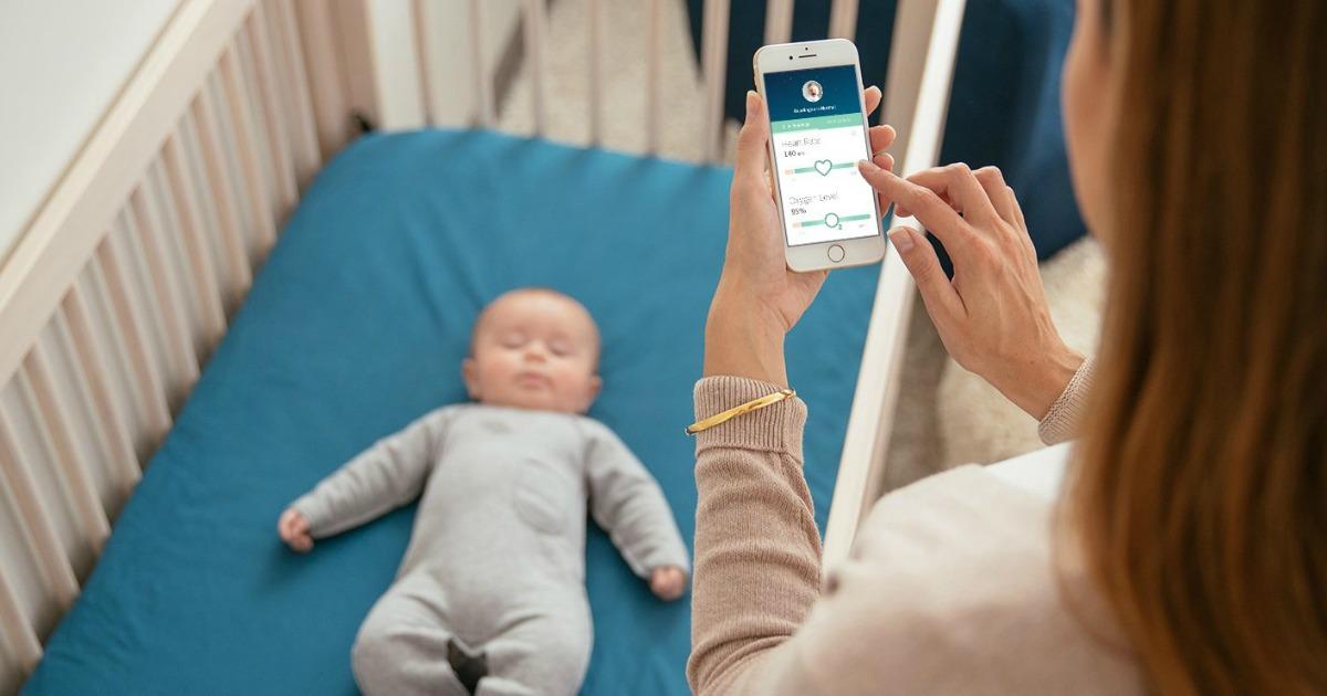 Owlet Smart Sock 2 Baby Monitor Just 199 99 Shipped At