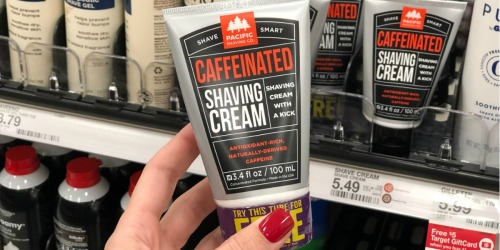 Target: Free Pacific Shaving Company Shaving Cream After Rebate ($7 Value) + More