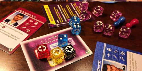 Pandemic The Cure Experimental Meds Board Game Expansion Pack Only $17.66 Shipped (Regularly $50)