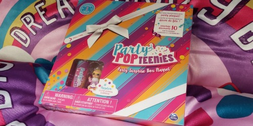 Amazon: Party Popteenies Animal Party Surprise Box Just $5 (Regularly $15) + More
