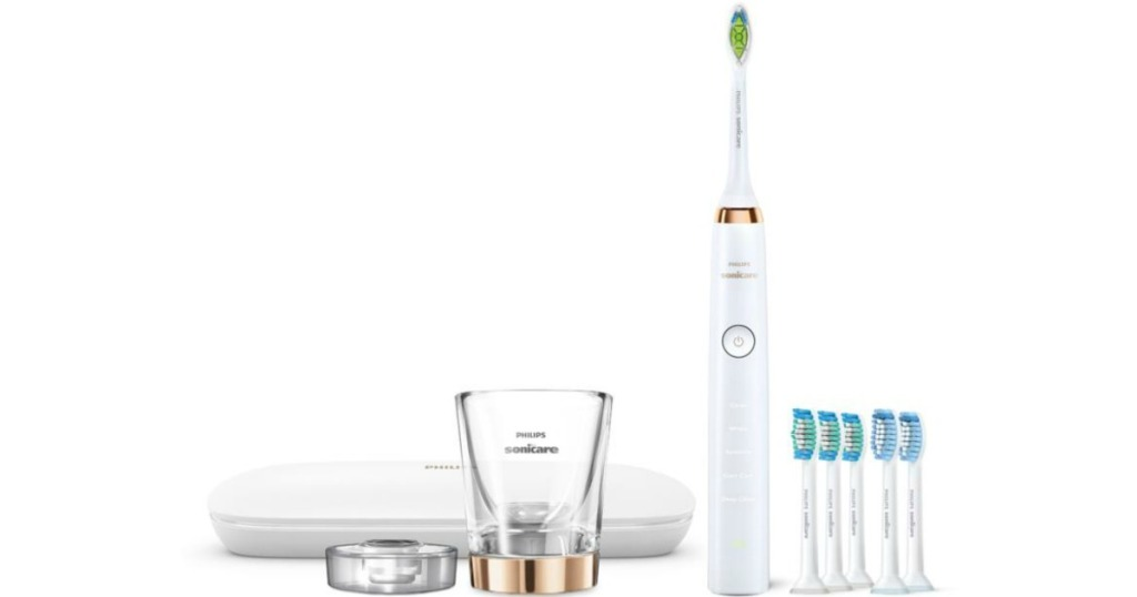 Philips Sonicare DiamondClean Electric Toothbrush w