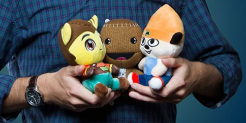 Playstation Plush Characters & Justice League Fidget Spinners Only $2 Each on ThinkGeek.com & More