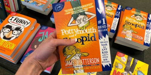 Buy One, Get One Free James Patterson Kids & Adult Books at Barnes & Noble