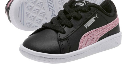 PUMA Infant Glitz Sneakers Just $19.99 Shipped (Regularly $40) + More