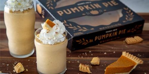 Trader Joe's Pumpkin Pie Just $1.99 (Today ONLY)