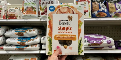 Over $12 Worth of New Purina Pet Coupons + $10 Off $40 Pet Care Purchase at Target