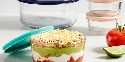 Pyrex 12-Piece Container Set Only $11.99 After Macy's Rebate (Regularly $48) + More