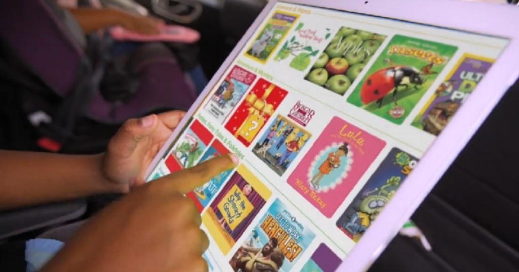 Reading IQ on iPad