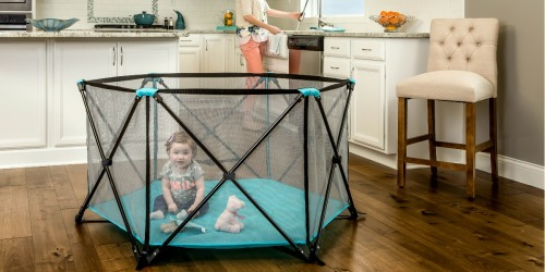 Regalo Portable Playard Only $44.99 on Zulily (Regularly $100)