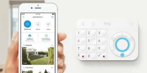 Amazon Prime: Ring Alarm Home Security System AND Echo Dot Only $179 Shipped