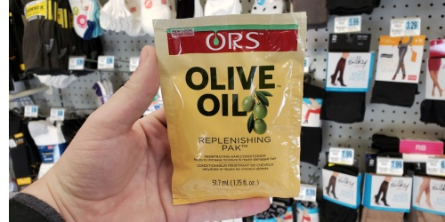 Better Than FREE ORS Hair Conditioner Paks After Rite Aid Rewards
