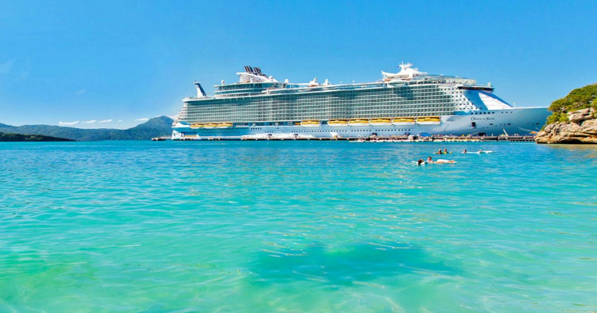 Royal Caribbean Cruise Lines: 30% Off Every Passenger On ...