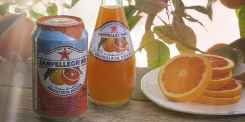 Amazon: San Pellegrino Sparkling Fruit Beverage 24-Count Only $13.58 Shipped (Just 56¢ Each)