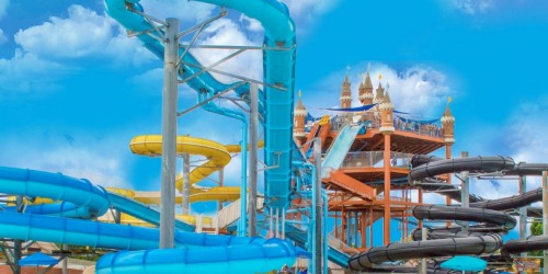 Up to 80% Off Waterpark & Resort Stays (Schlitterbahn, Six Flags & More)