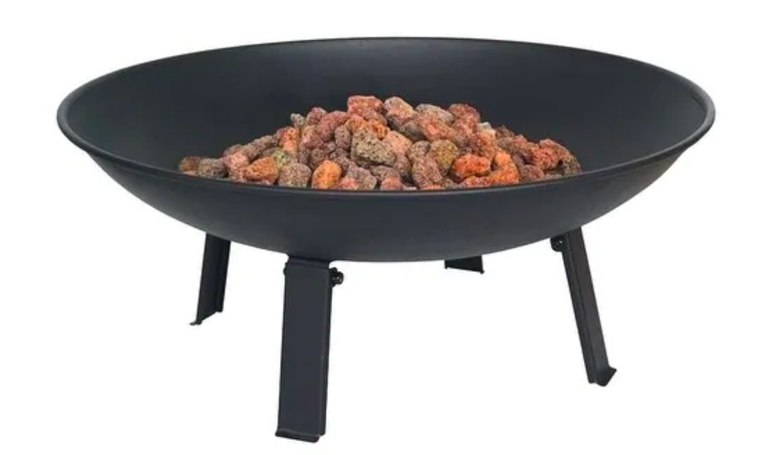 Campfire Propane Fire Pit Only $24.99 (Regularly $70) at ... on Propane Fire Pit Ace Hardware id=70572