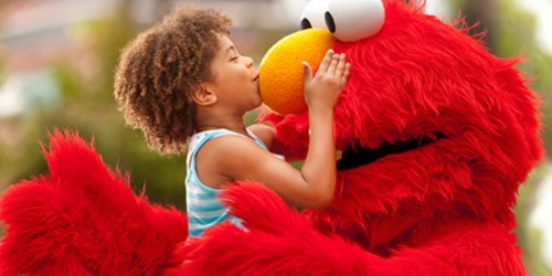 Sesame Street at SeaWorld Orlando NOW OPEN (+ Get $20 Off Your Ticket Price)
