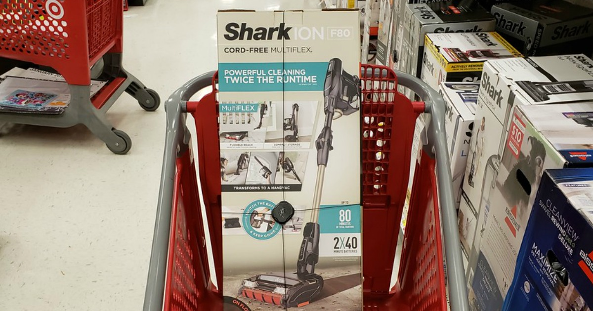 Shark Ion Cord Free Multiflex Vacuum Only 149 99 At