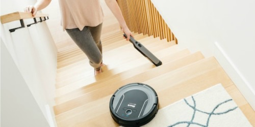 Shark Robot Vacuum System as Low as $279.99 Shipped (Regularly $650) + Get $75 Kohl's Cash