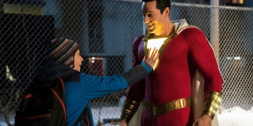 Four Shazam Movie Tickets Only $30 at Atom Tickets (Just $7.50 Each)