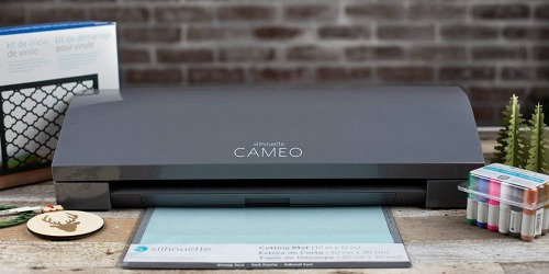 Silhouette Cameo 3 Craft Bundle Only $189.99 (Regularly $280)