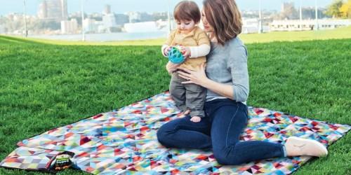 Skip Hop Outdoor Blanket & Cooler Bag Just $22 (Regularly $37)