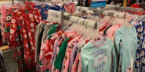 Girl & Doll Matching Pajama Sets as low as $4 at Kohl's