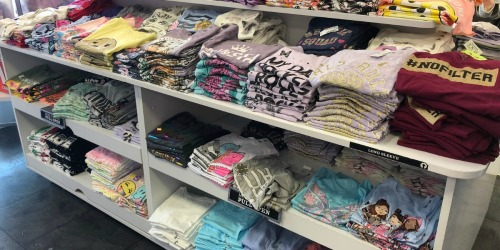 The Children's Place Graphic Tees as Low as $2.99 Shipped + More