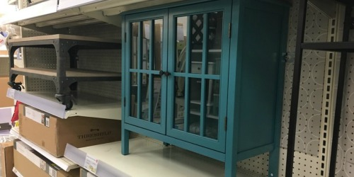 40% Off Buffet Cabinets, Ottomans, Kitchen Carts & More at Target.com