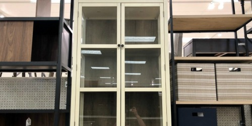 Threshold Library Cabinet Just $127.50 Shipped (Regularly $200) + More