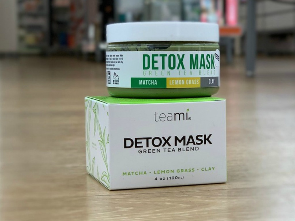 detox mask in store