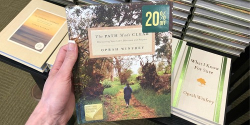 Oprah's The Path Made Clear Book Available NOW as Low as $16.65 (Regularly $28)