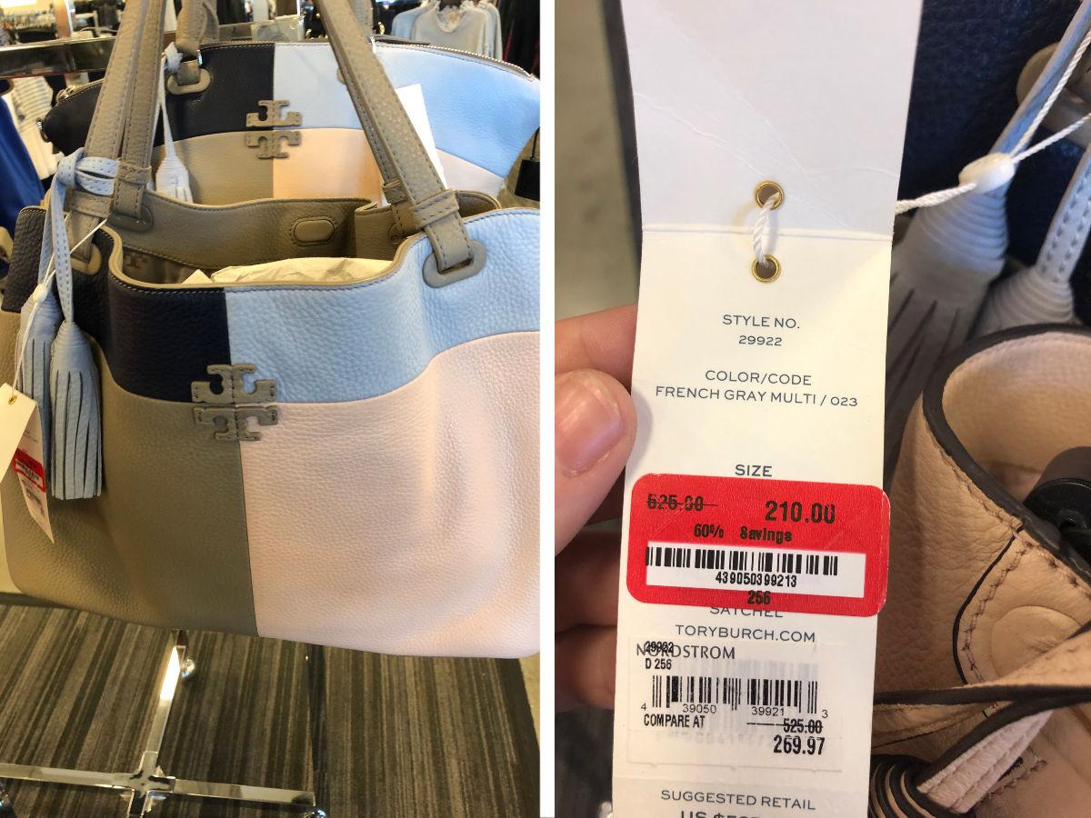 handbag at the Nordstrom Rack