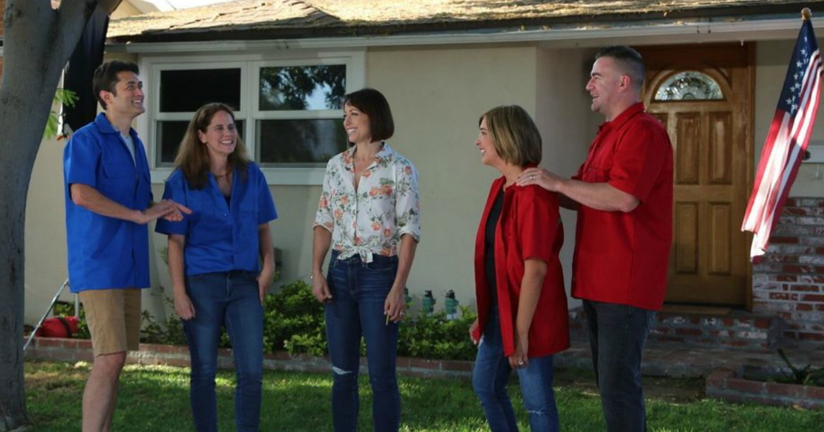 trading spaces tv show