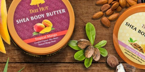 Tree Hut Shea Body Butter Only $2.85 Shipped at Amazon