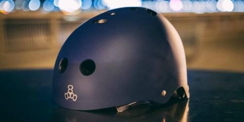 Triple Eight Dual Certified Multi-Sport Helmet Only $19.99 (Regularly $40)