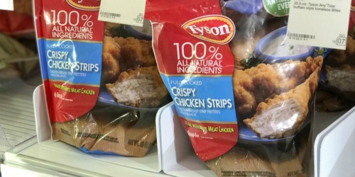 Tyson Recalls Over 11 Million Pounds of Chicken Strip Products