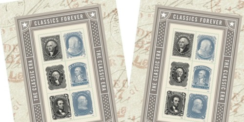 Forever Stamps as Low as 27¢ Each Shipped