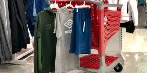 25% Off Umbra Men's Apparel at Target (Just Use Your Phone)