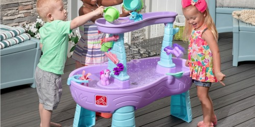 Step2 Rain Showers & Unicorns Water Table Only $55.99 Shipped (Regularly $70)